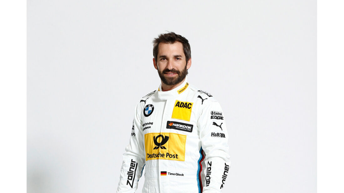 Startnummer 17 - Timo Glock - BMW M4 DTM - DTM 2014