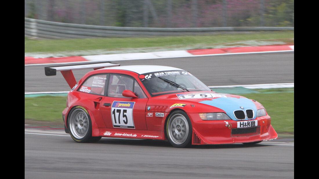 Startnummer #175, VLN, Langstreckenmeisterschaft Nürburgring, 2011