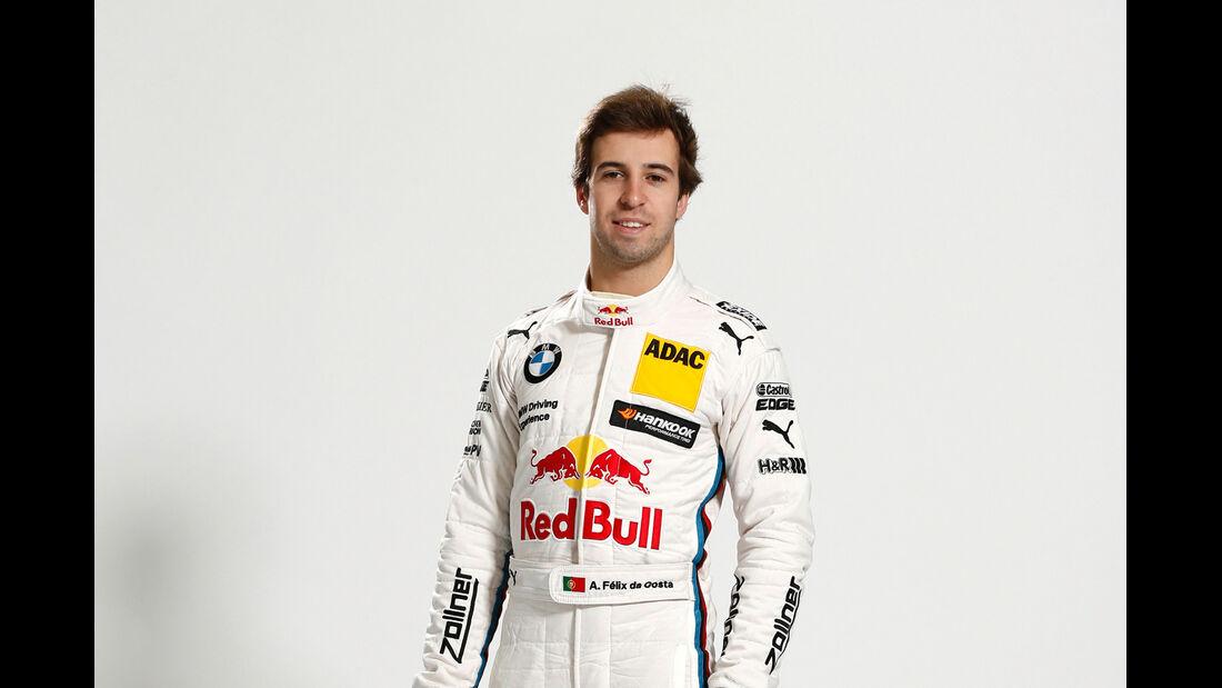 Startnummer 18 - Antonio Felix da Costa - BMW M4 DTM - DTM 2014