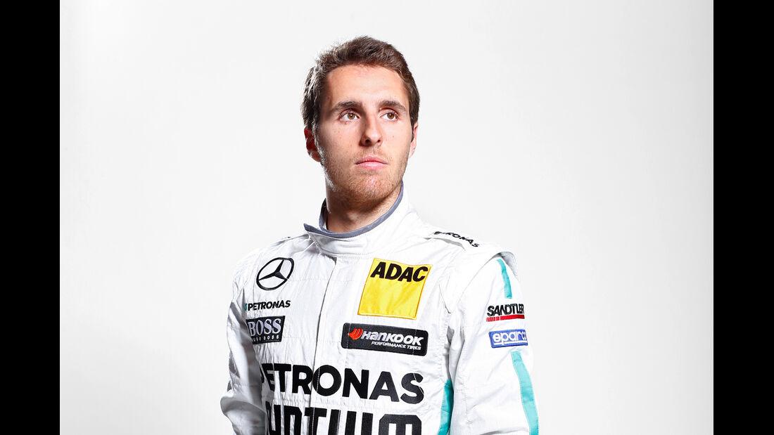 Startnummer 19 - Daniel Juncadella - Mercedes AMG DTM C-Coupé - DTM 2014