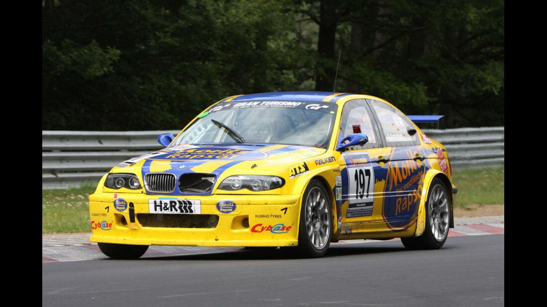 Startnummer #197, VLN, Langstreckenmeisterschaft Nürburgring, 2011