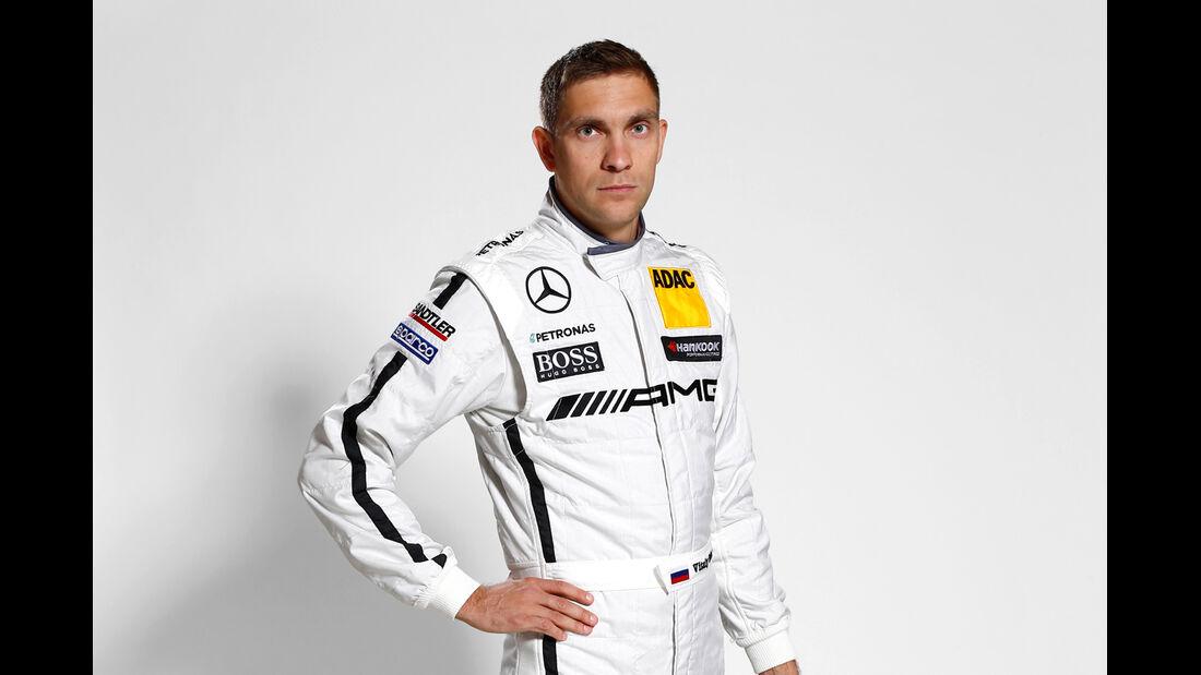 Startnummer 20 - Vitaly Petrov - Mercedes AMG DTM C-Coupé - DTM 2014