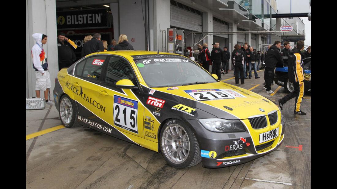Startnummer #215, VLN, Langstreckenmeisterschaft Nürburgring, 2011