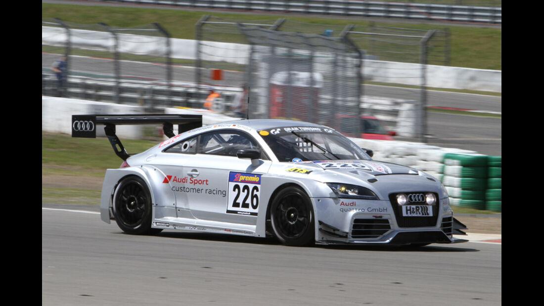 Startnummer #226, VLN, Langstreckenmeisterschaft Nürburgring, 2011