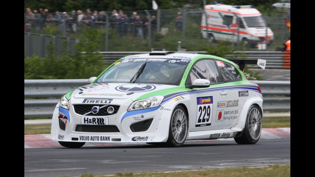 Startnummer #229, VLN, Langstreckenmeisterschaft Nürburgring, 2011