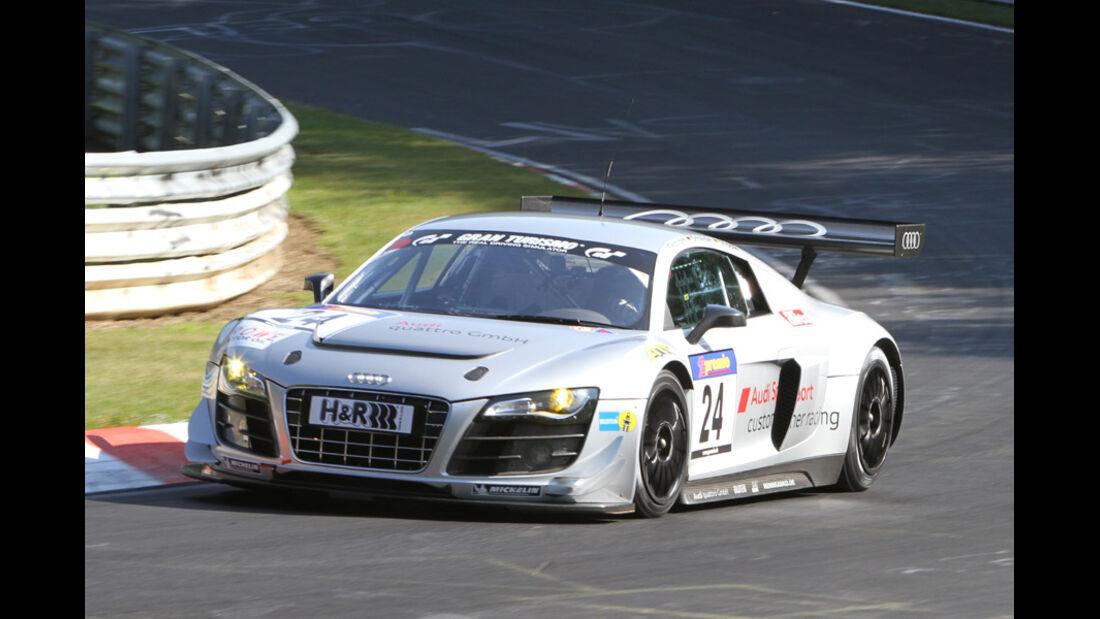 Startnummer #24, VLN, Langstreckenmeisterschaft Nürburgring, 2011