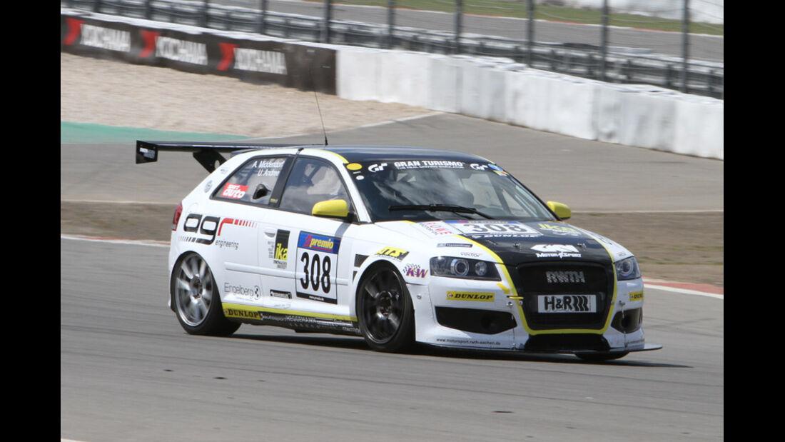 Startnummer #308, VLN, Langstreckenmeisterschaft Nürburgring, 2011