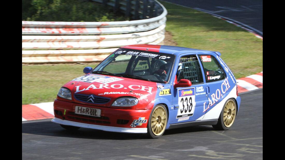 Startnummer #338, VLN, Langstreckenmeisterschaft Nürburgring, 2011
