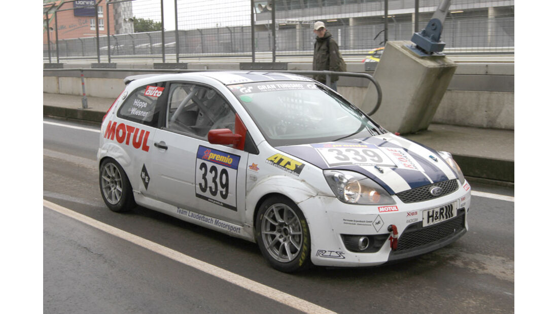 Startnummer #339, VLN, Langstreckenmeisterschaft Nürburgring, 2011