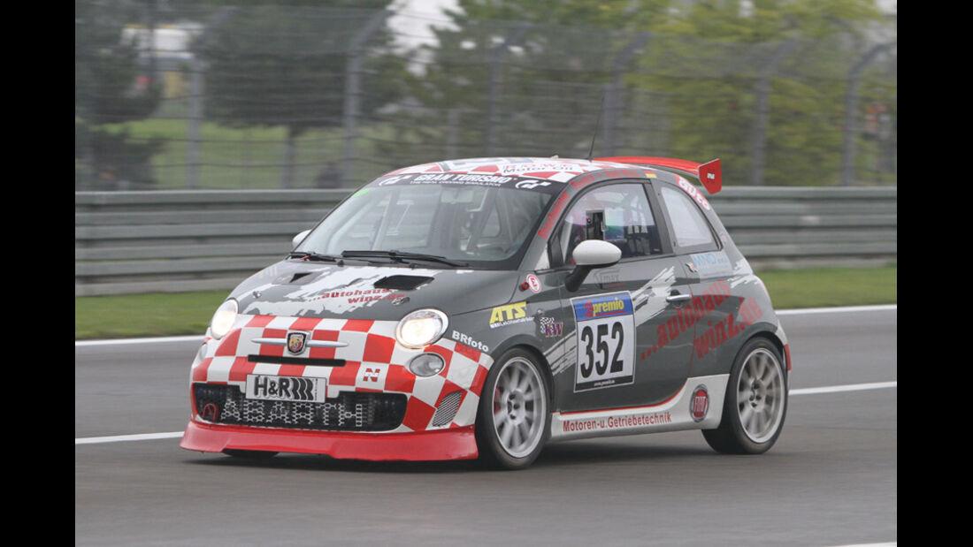 Startnummer #352, VLN, Langstreckenmeisterschaft Nürburgring, 2011