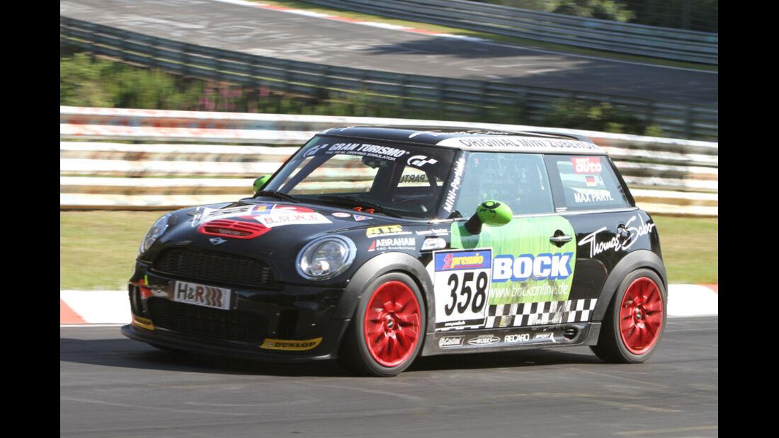 Startnummer #358, VLN, Langstreckenmeisterschaft Nürburgring, 2011