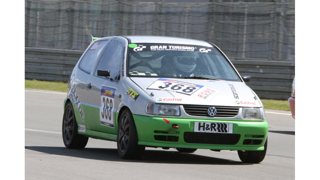 Startnummer #368, VLN, Langstreckenmeisterschaft Nürburgring, 2011