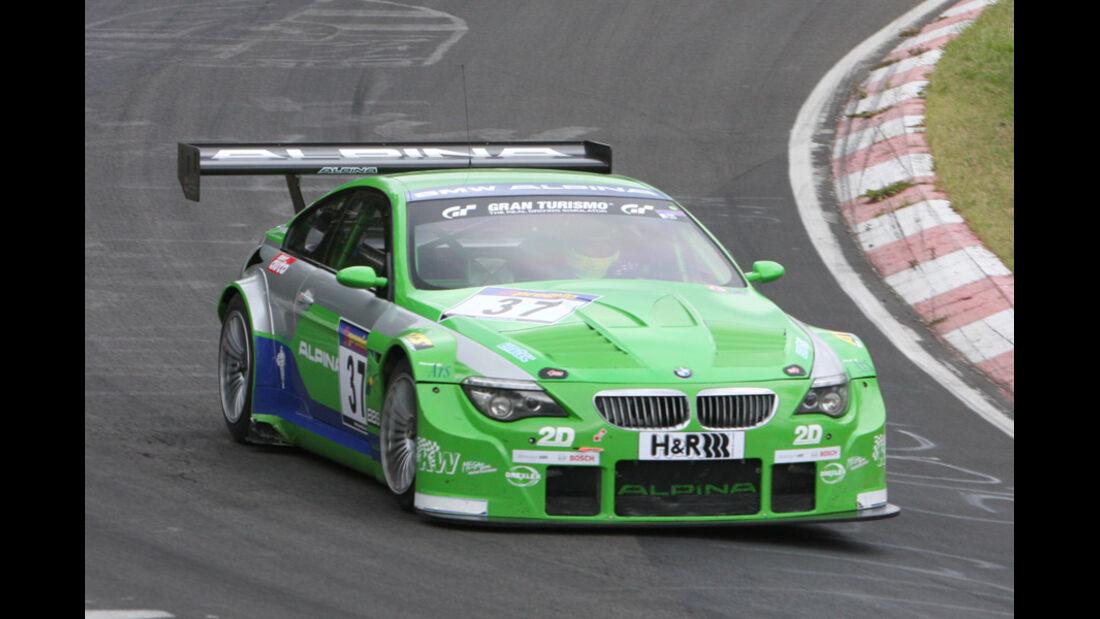 Startnummer #37, VLN, Langstreckenmeisterschaft Nürburgring, 2011