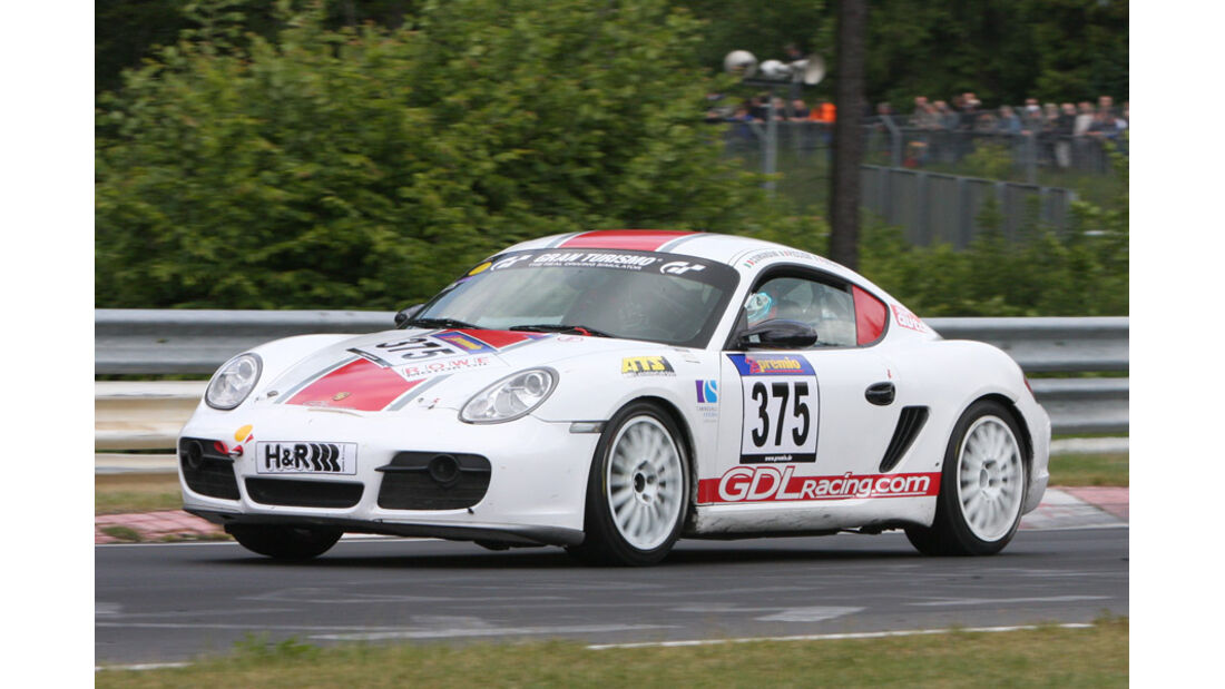Startnummer #375, VLN, Langstreckenmeisterschaft Nürburgring, 2011