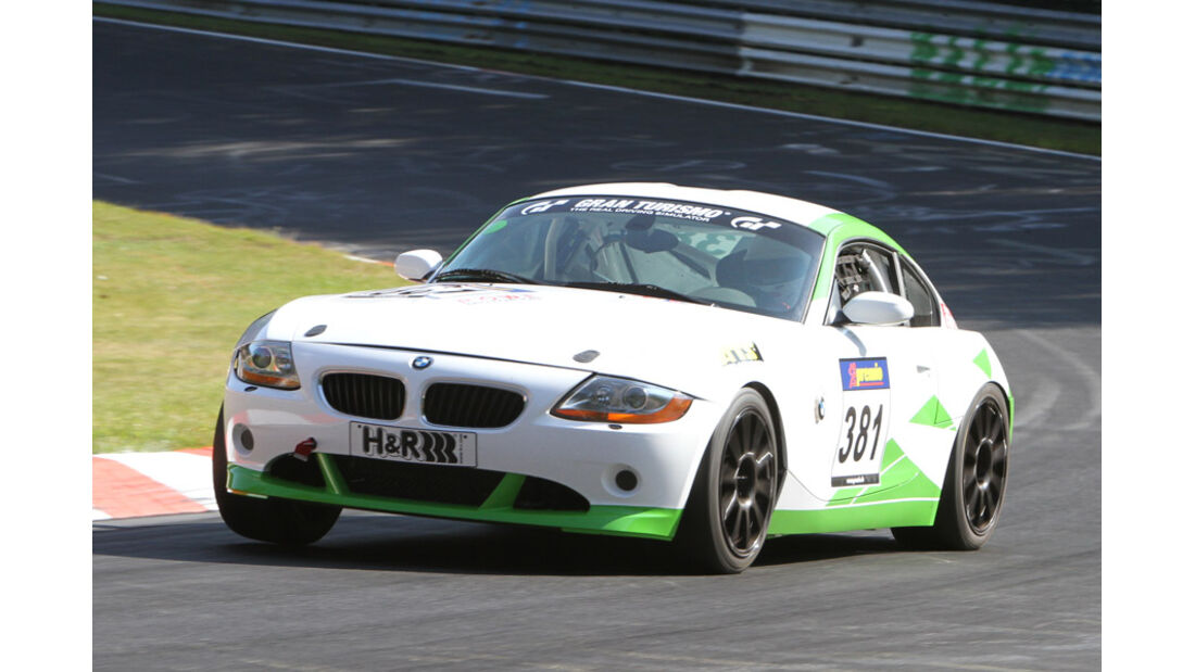 Startnummer #381, VLN, Langstreckenmeisterschaft Nürburgring, 2011