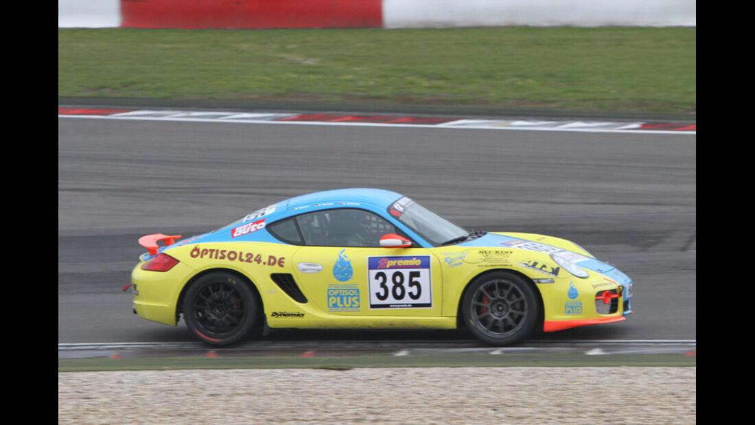Startnummer #385, VLN, Langstreckenmeisterschaft Nürburgring, 2011