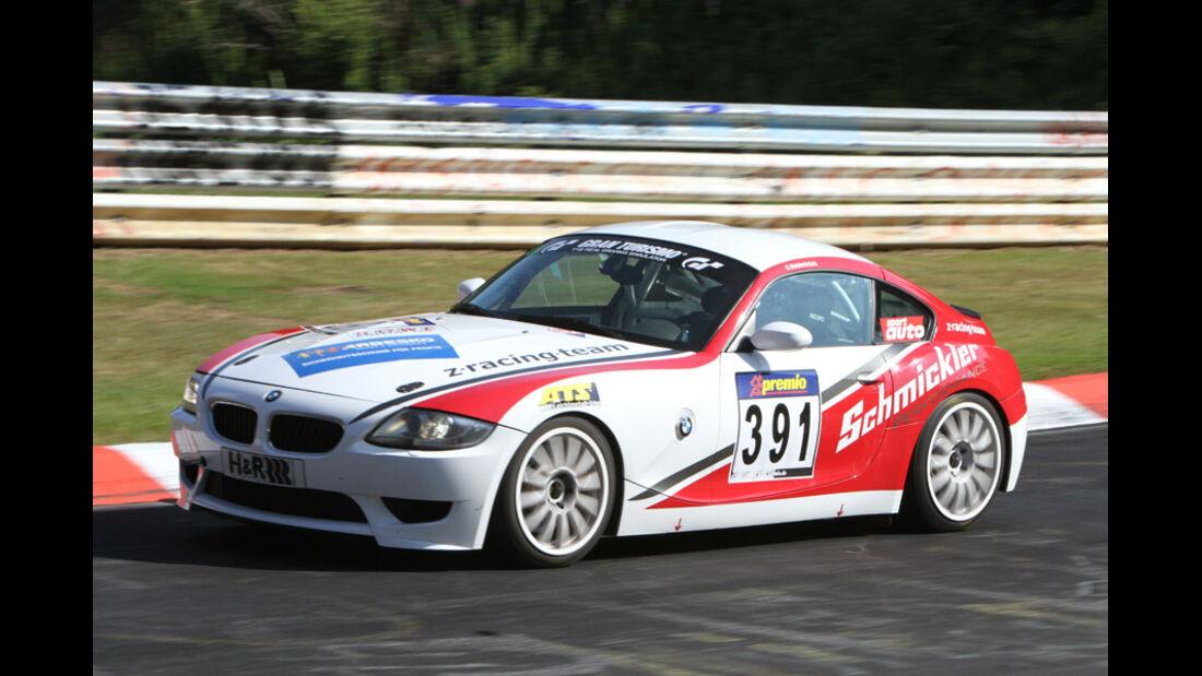 Startnummer #391, VLN, Langstreckenmeisterschaft Nürburgring, 2011