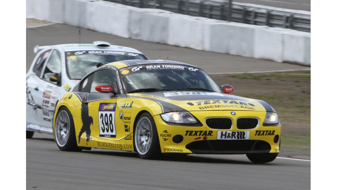 Startnummer #398, VLN, Langstreckenmeisterschaft Nürburgring, 2011