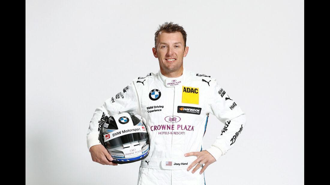 Startnummer 4 - Joey Hand - BMW M4 DTM - DTM 2014