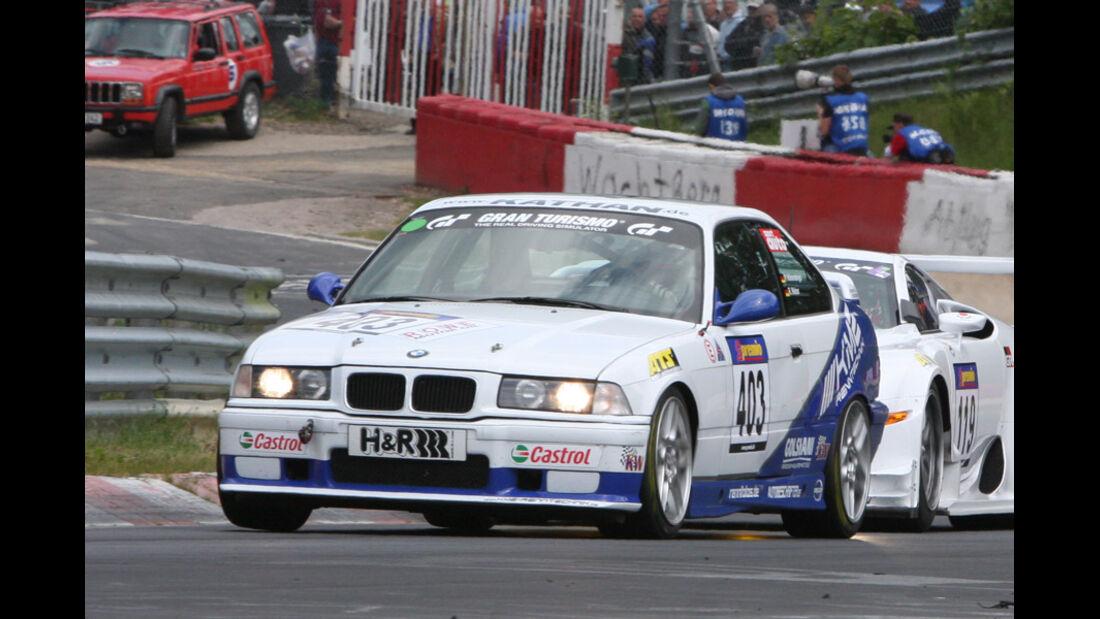 Startnummer #403, VLN, Langstreckenmeisterschaft Nürburgring, 2011
