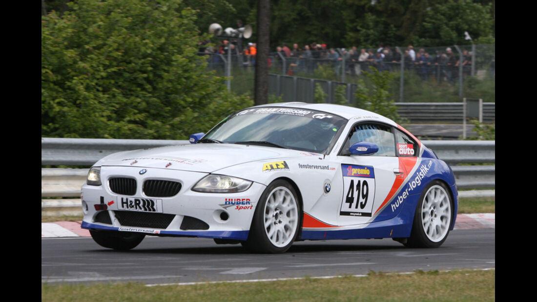Startnummer #419, VLN, Langstreckenmeisterschaft Nürburgring, 2011