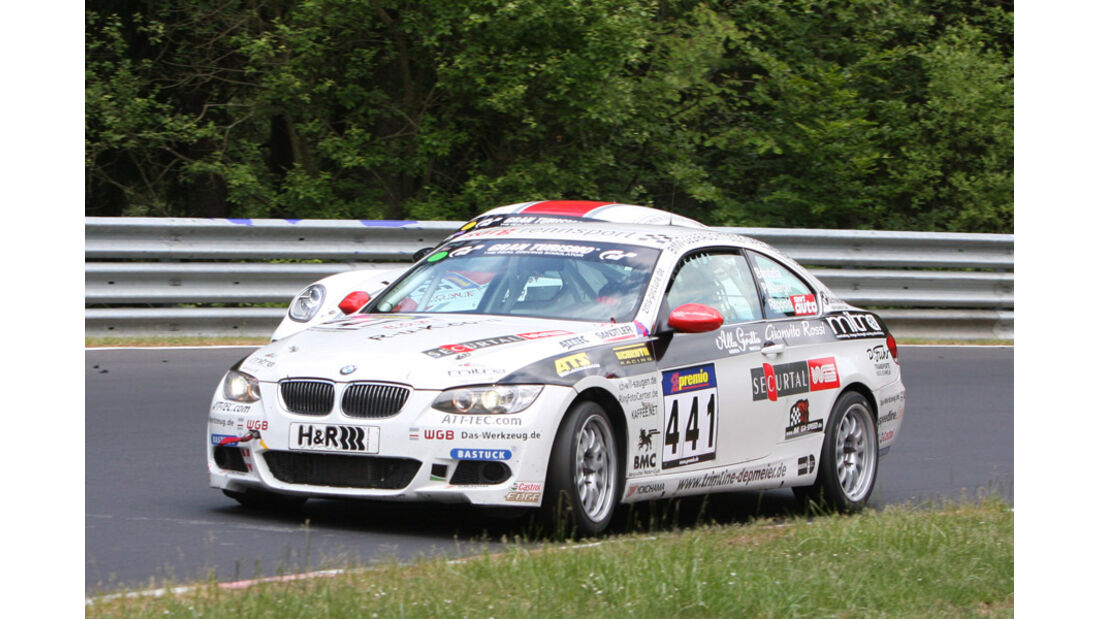 Startnummer #441, VLN, Langstreckenmeisterschaft Nürburgring, 2011