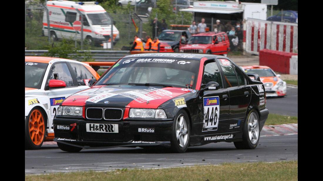 Startnummer #446, VLN, Langstreckenmeisterschaft Nürburgring, 2011