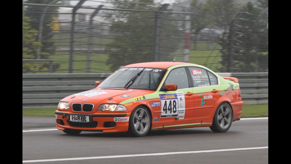 Startnummer #448, VLN, Langstreckenmeisterschaft Nürburgring, 2011