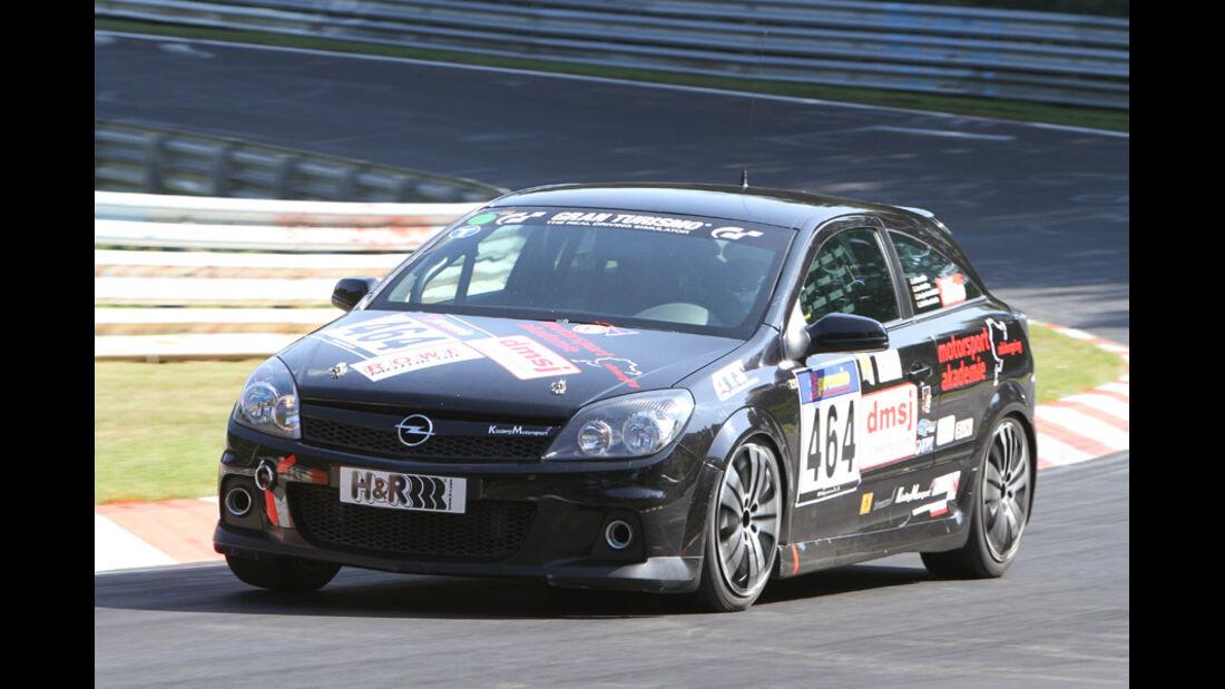 Startnummer #464, VLN, Langstreckenmeisterschaft Nürburgring, 2011