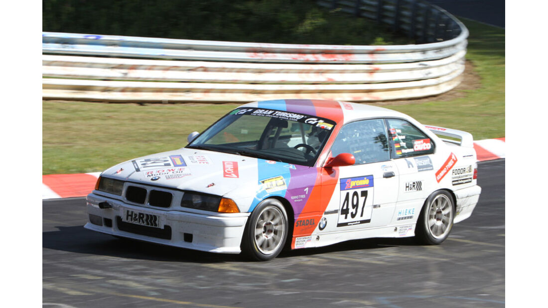 Startnummer #497, VLN, Langstreckenmeisterschaft Nürburgring, 2011