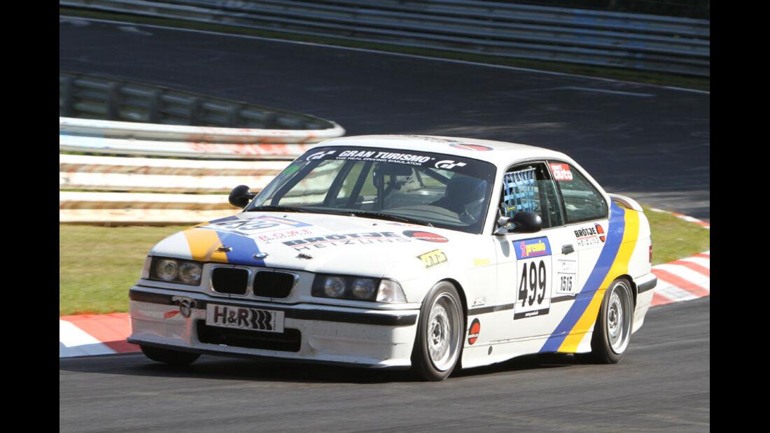 Startnummer #499, VLN, Langstreckenmeisterschaft Nürburgring, 2011