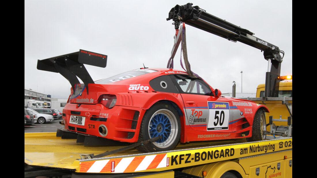 Startnummer #50, VLN, Langstreckenmeisterschaft Nürburgring, 2011