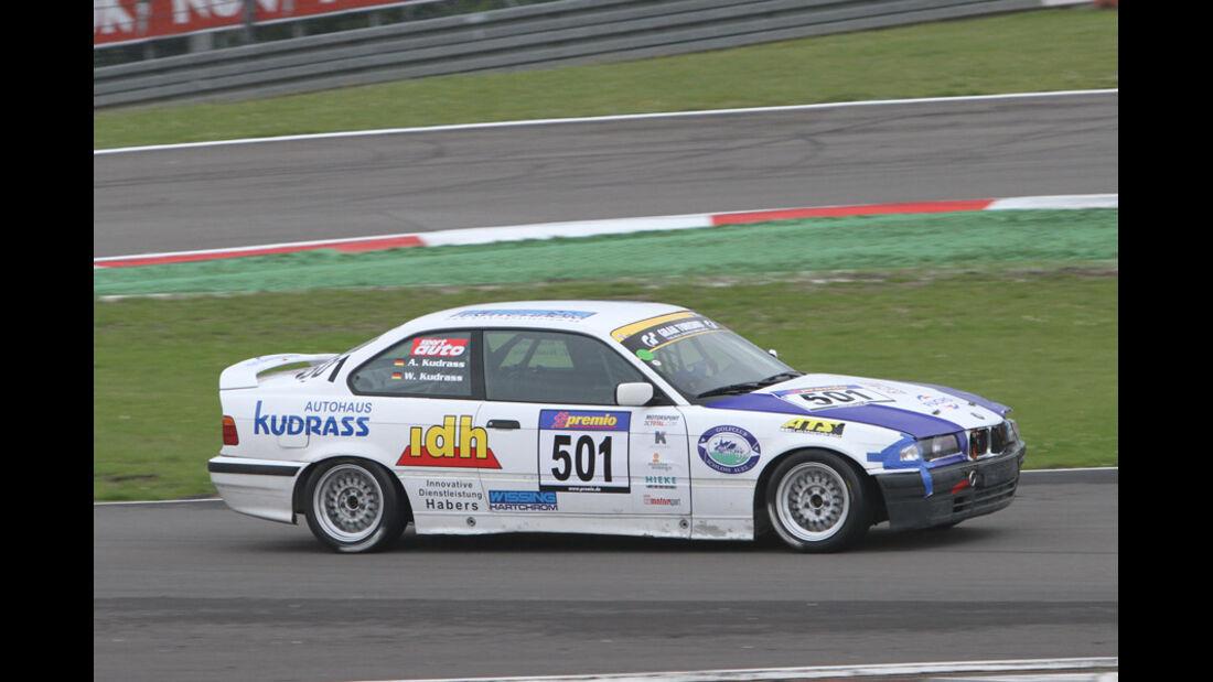 Startnummer #501, VLN, Langstreckenmeisterschaft Nürburgring, 2011