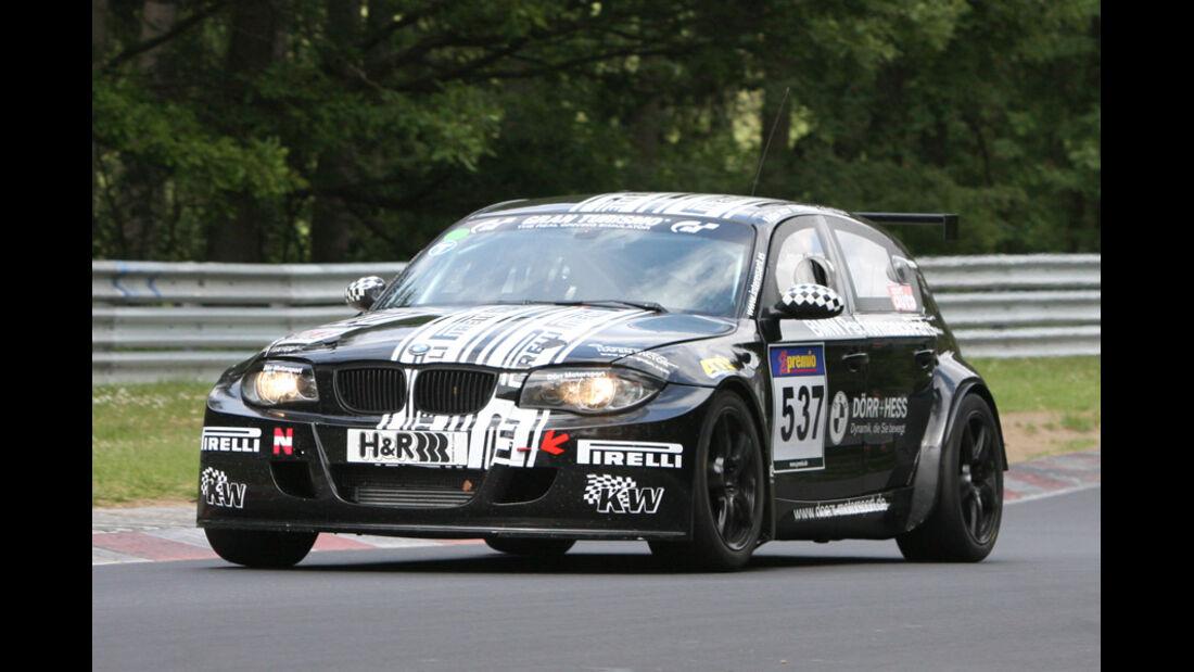 Startnummer #537, VLN, Langstreckenmeisterschaft Nürburgring, 2011