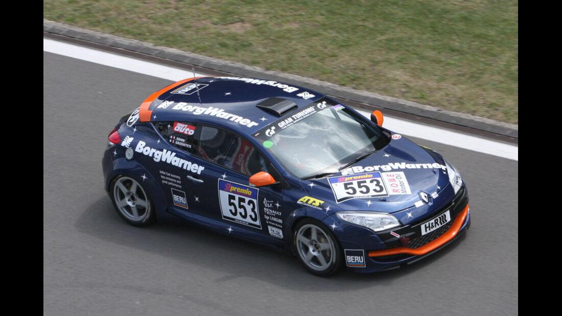 Startnummer #553, VLN, Langstreckenmeisterschaft Nürburgring, 2011