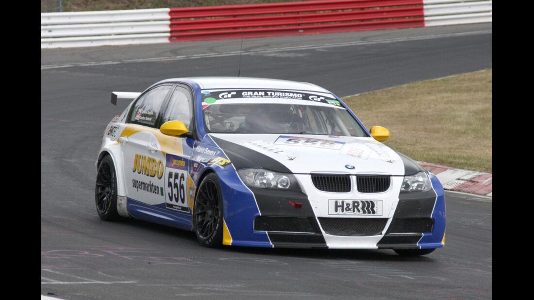 Startnummer #556, VLN, Langstreckenmeisterschaft Nürburgring, 2011