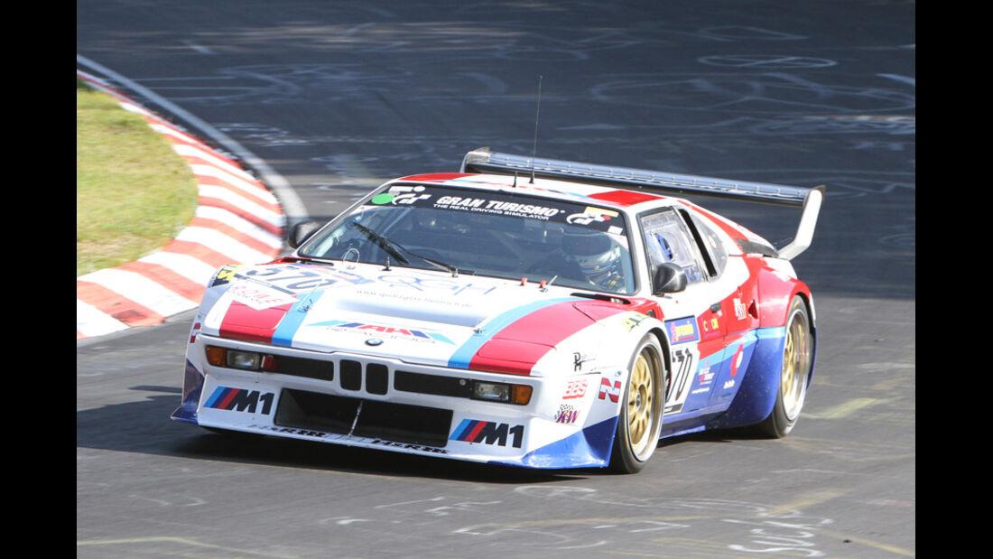Startnummer #570, VLN, Langstreckenmeisterschaft Nürburgring, 2011