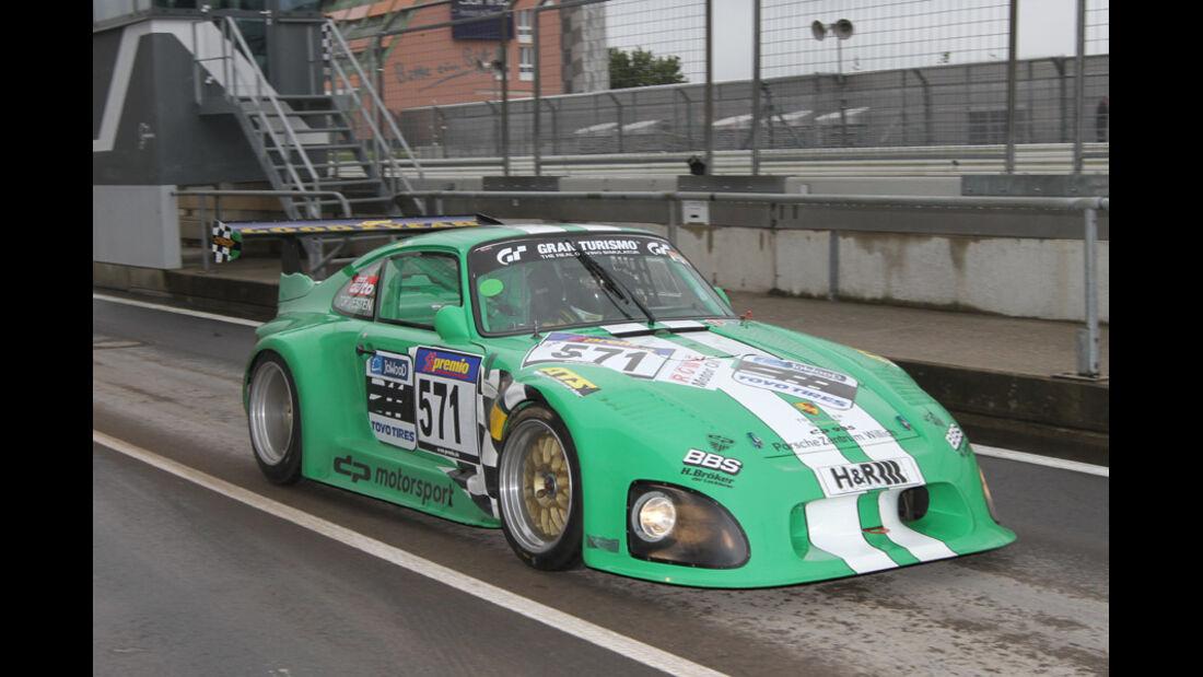 Startnummer #571, VLN, Langstreckenmeisterschaft Nürburgring, 2011