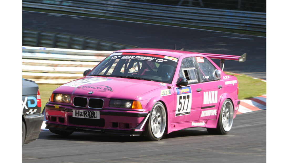Startnummer #577, VLN, Langstreckenmeisterschaft Nürburgring, 2011