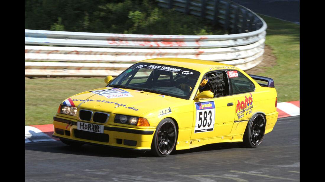 Startnummer #583, VLN, Langstreckenmeisterschaft Nürburgring, 2011