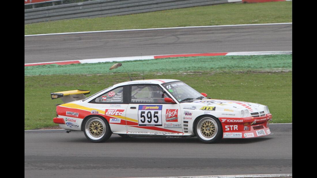 Startnummer #595, VLN, Langstreckenmeisterschaft Nürburgring, 2011