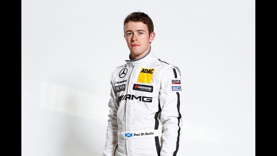 Startnummer 6 - Paul di Resta - Mercedes AMG DTM C-Coupé - DTM 2014