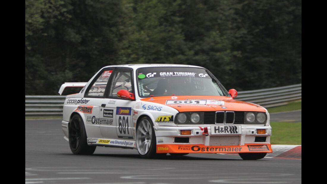 Startnummer #601, VLN, Langstreckenmeisterschaft Nürburgring, 2011