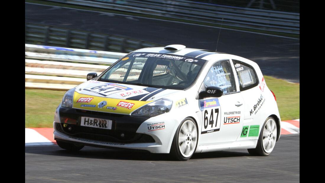 Startnummer #647, VLN, Langstreckenmeisterschaft Nürburgring, 2011