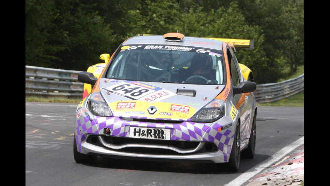 Startnummer #648, VLN, Langstreckenmeisterschaft Nürburgring, 2011