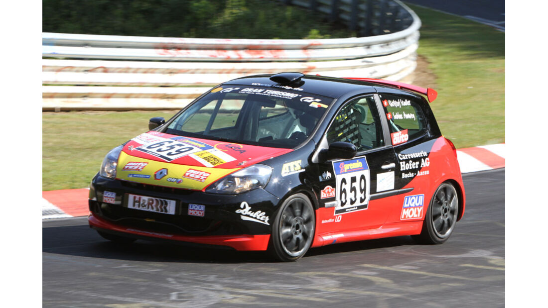 Startnummer #659, VLN, Langstreckenmeisterschaft Nürburgring, 2011