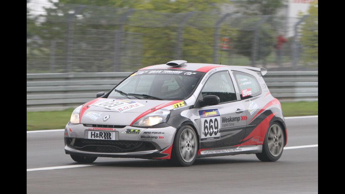 Startnummer #669, VLN, Langstreckenmeisterschaft Nürburgring, 2011
