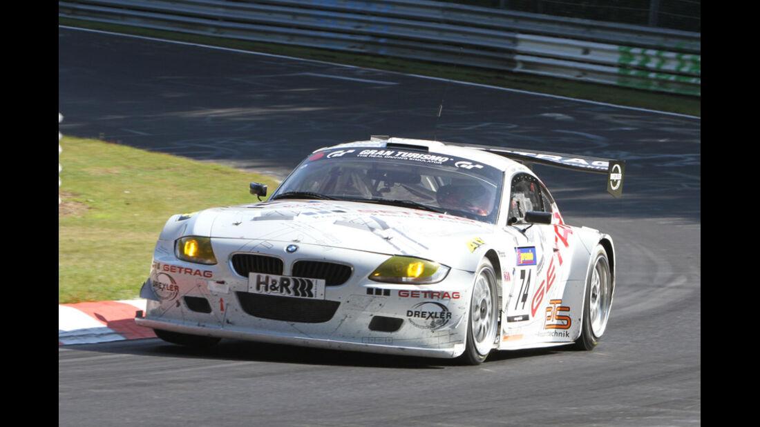 Startnummer #74, VLN, Langstreckenmeisterschaft Nürburgring, 2011
