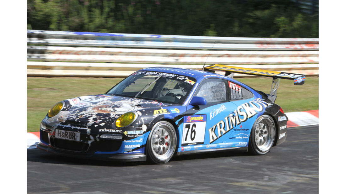 Startnummer #76, VLN, Langstreckenmeisterschaft Nürburgring, 2011