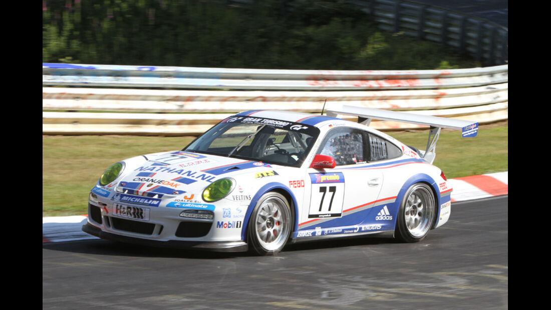 Startnummer #77, VLN, Langstreckenmeisterschaft Nürburgring, 2011